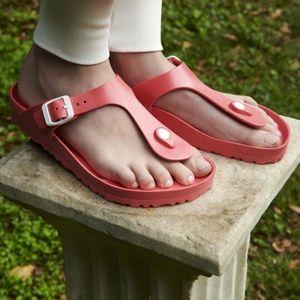 Birkenstock Eva Gizeh Sandals in 39
